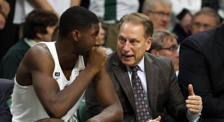 AUDIO: Tom Izzo, JJJ's Coach/Michigan State, was on the GP Show Friday