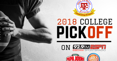 2018 College Pickoff: Win the $1,800 Grand Prize/MAKE YOUR WEEK 4 PICKS