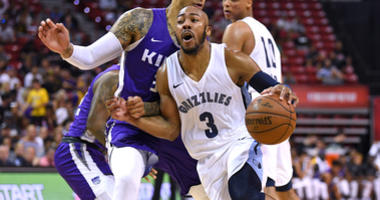 Final: Grizz 92, OKC 85 in 1st Game of Vegas Summer League Tournament