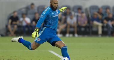 Tim Howard on 92.9 FM ESPN
