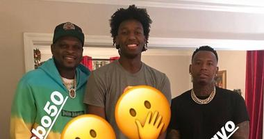 Zach Randolph, James Wiseman, Moneybagg Yo
