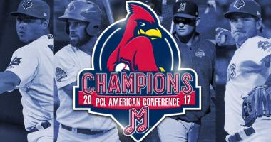 Memphis Redbirds win PCL American Conference