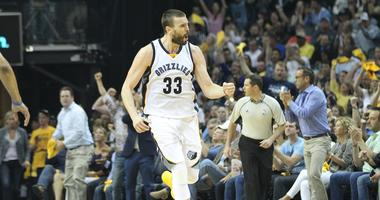 Marc Gasol/Grizzlies preseason