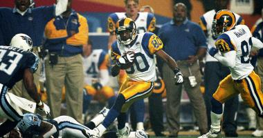 Isaac Bruce at 12:25pm on 92.9 FM Thurs (7/27)