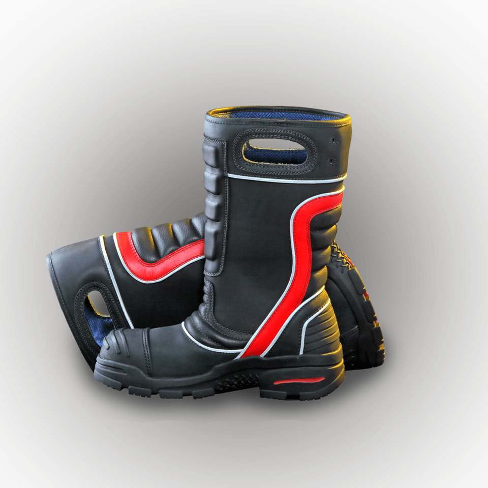 Structural firefighting boot_1