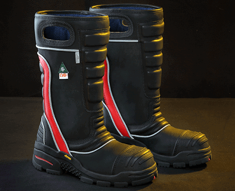Red Boot Stabilizers