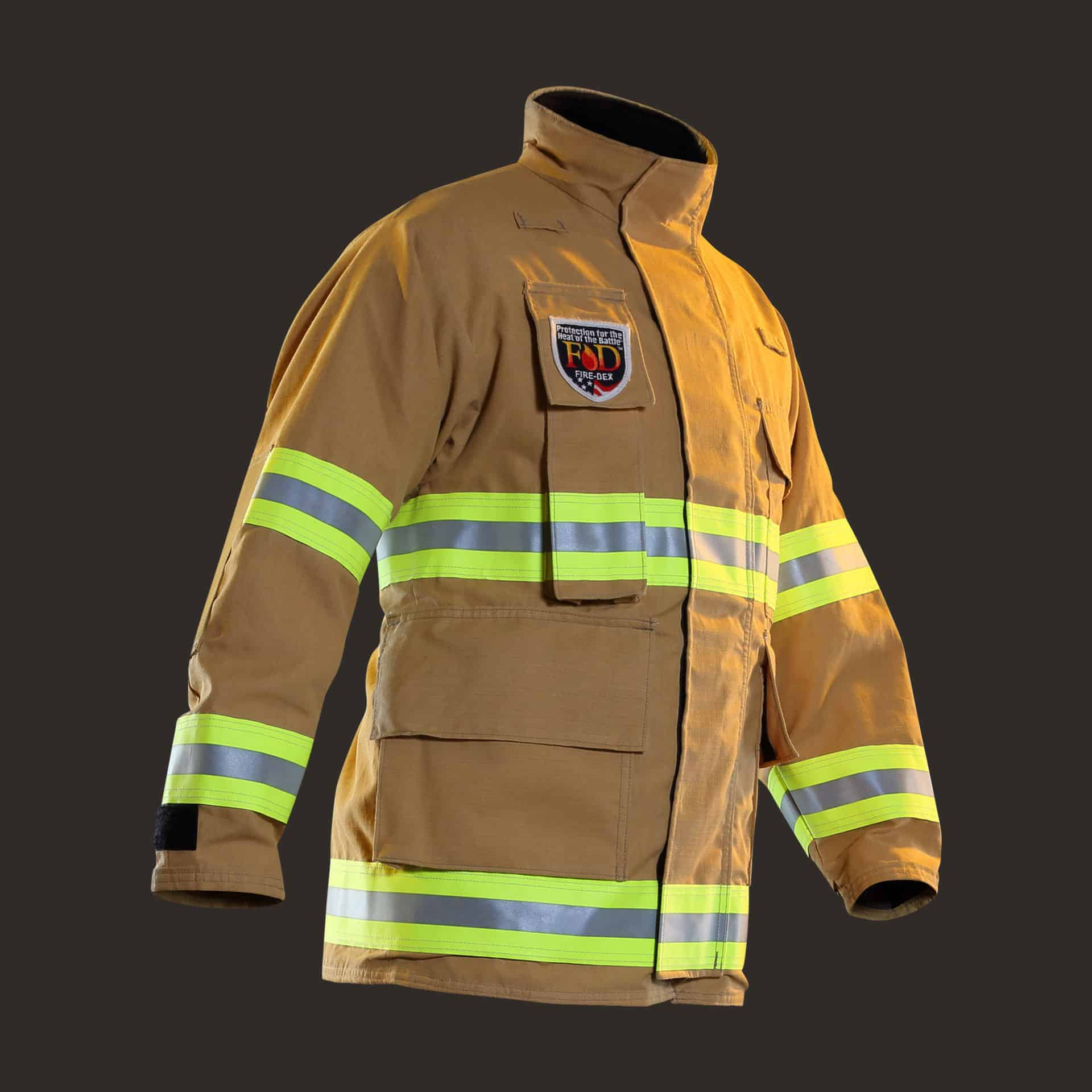 USAR Jacket in Millenia Light