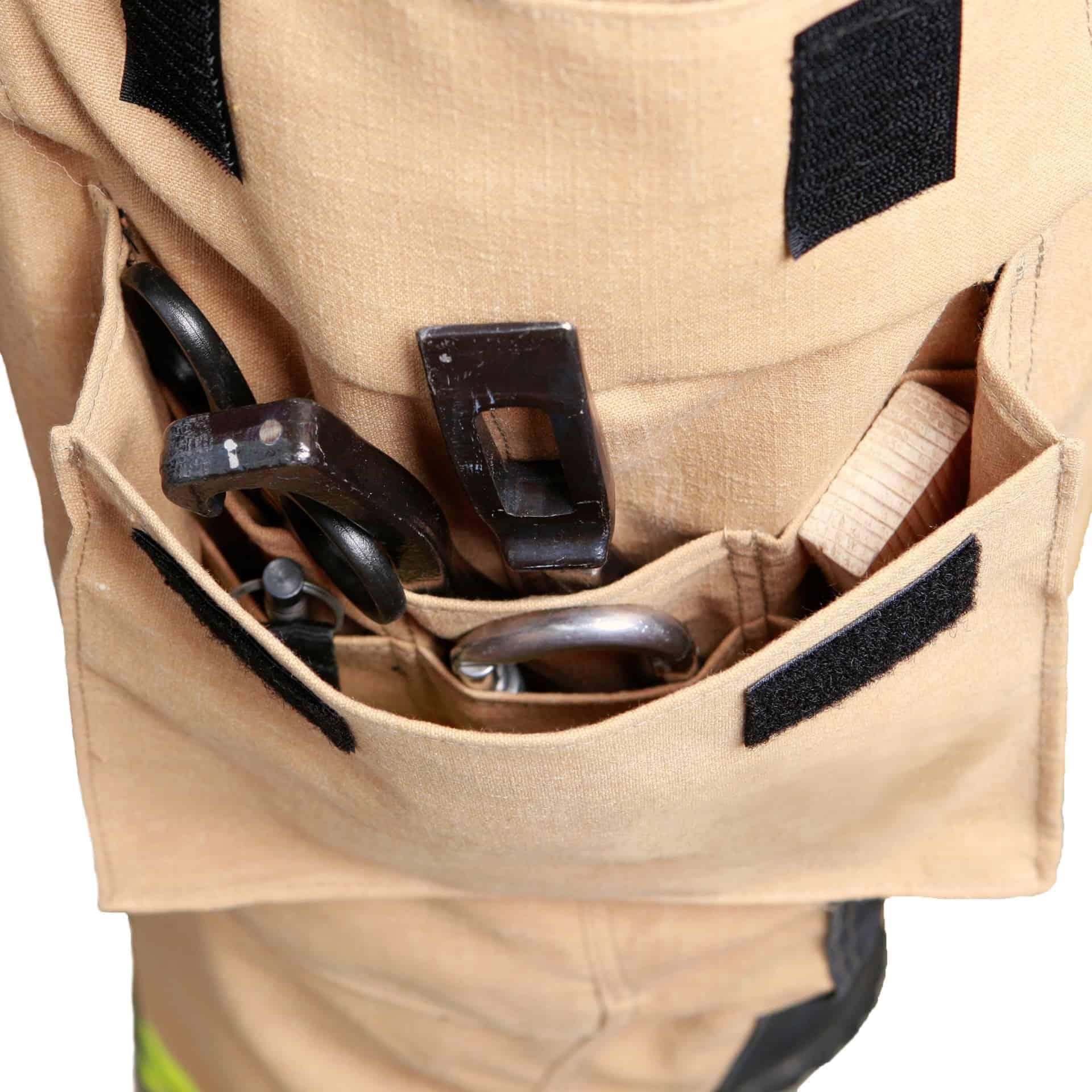 Bellow Hand Pockets