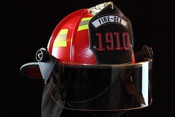 """4"""" Visor for 1910 Traditional Helmet"""