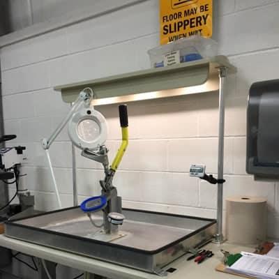 hydostatic tester