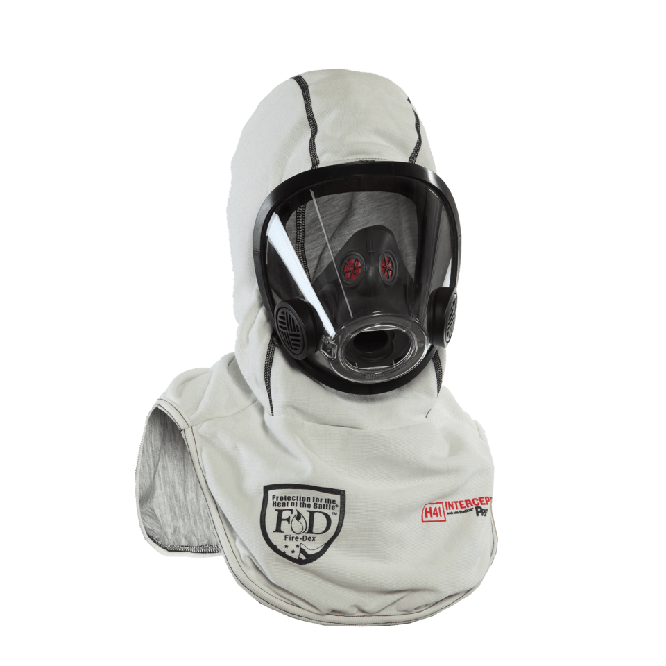 H41 Interceptor featuring Stedair Prevent with SCBA