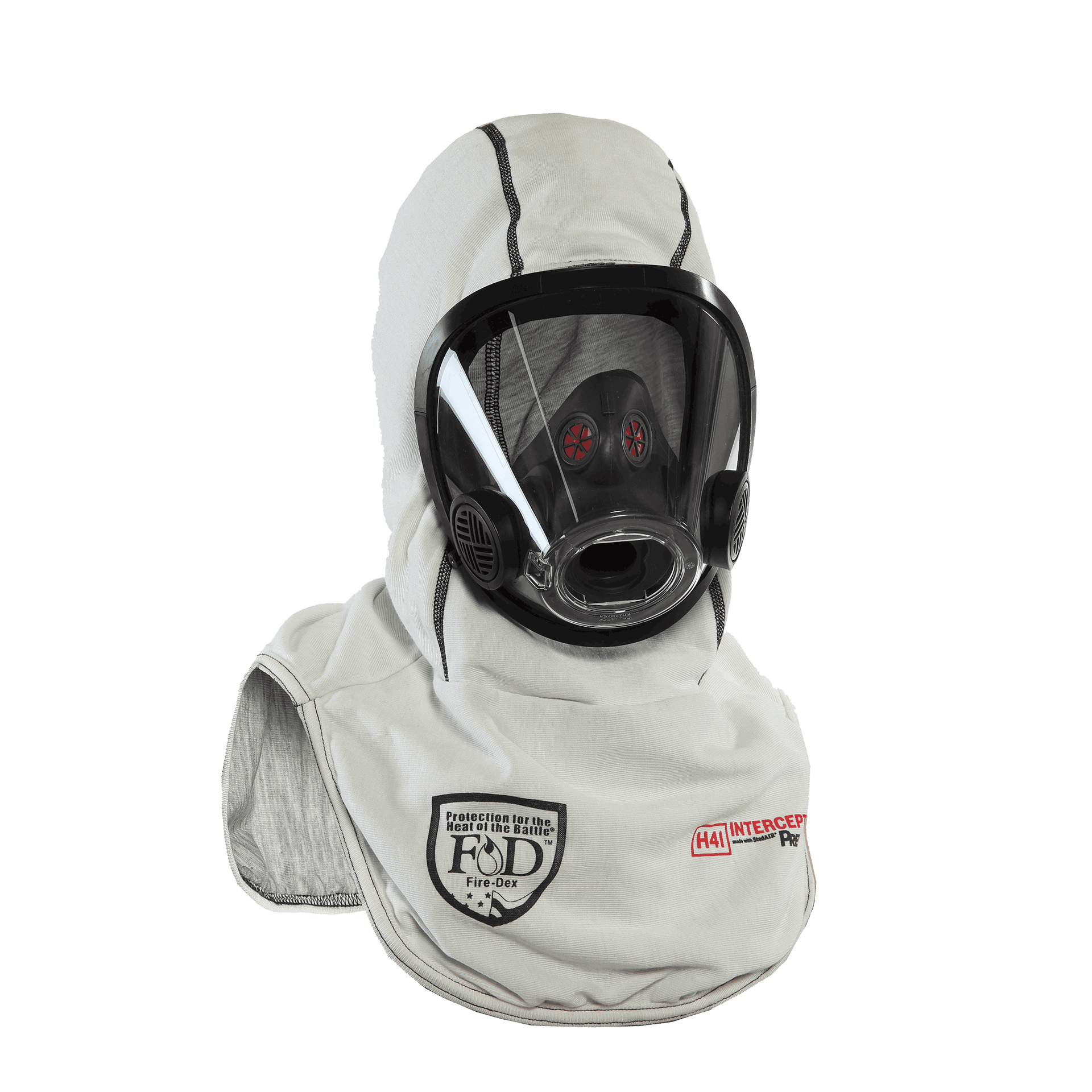 H41 Interceptor Particulate Blocking Hood with Stedair Prevent - SCBA