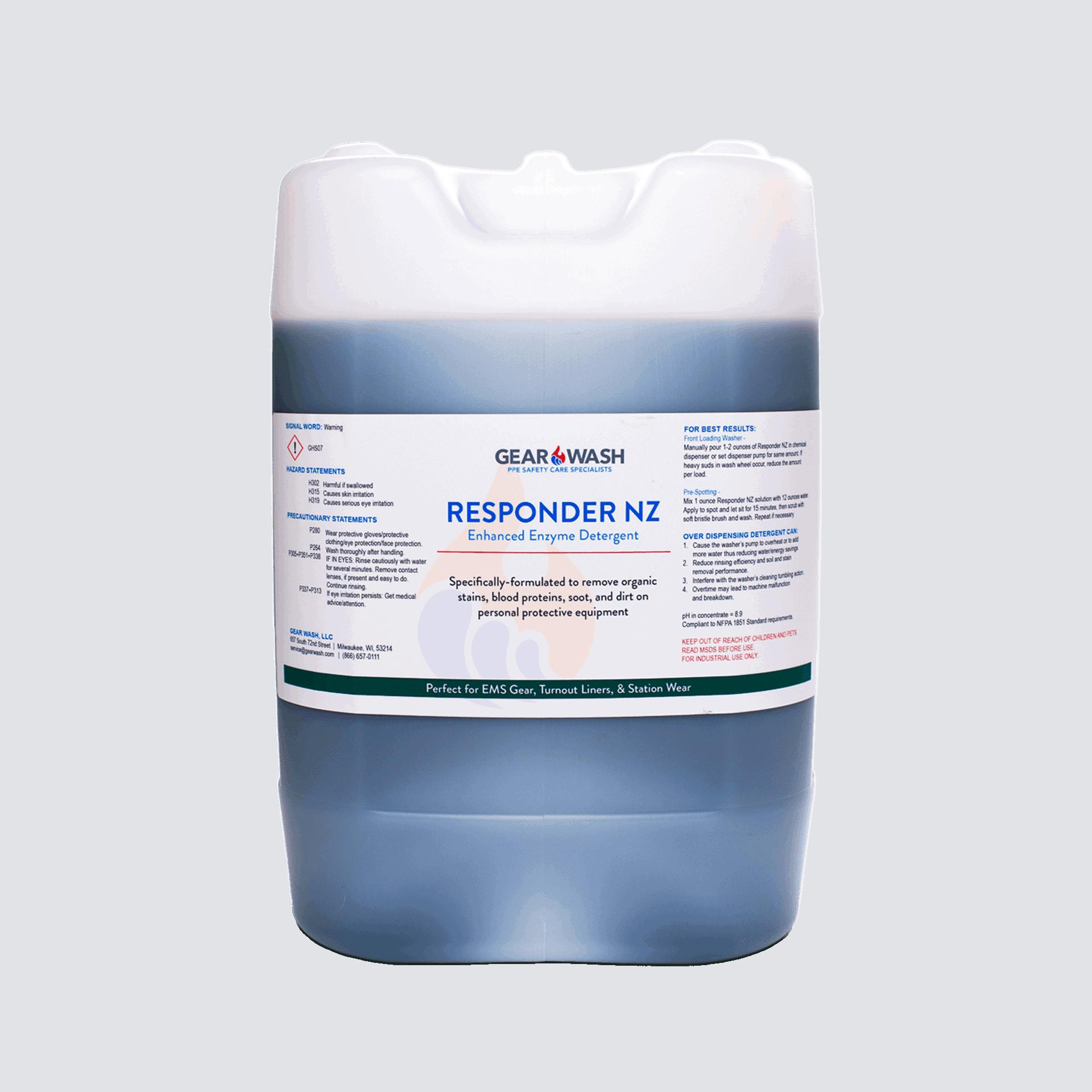 ResponderNZ PPE Detergent- 5 gallon
