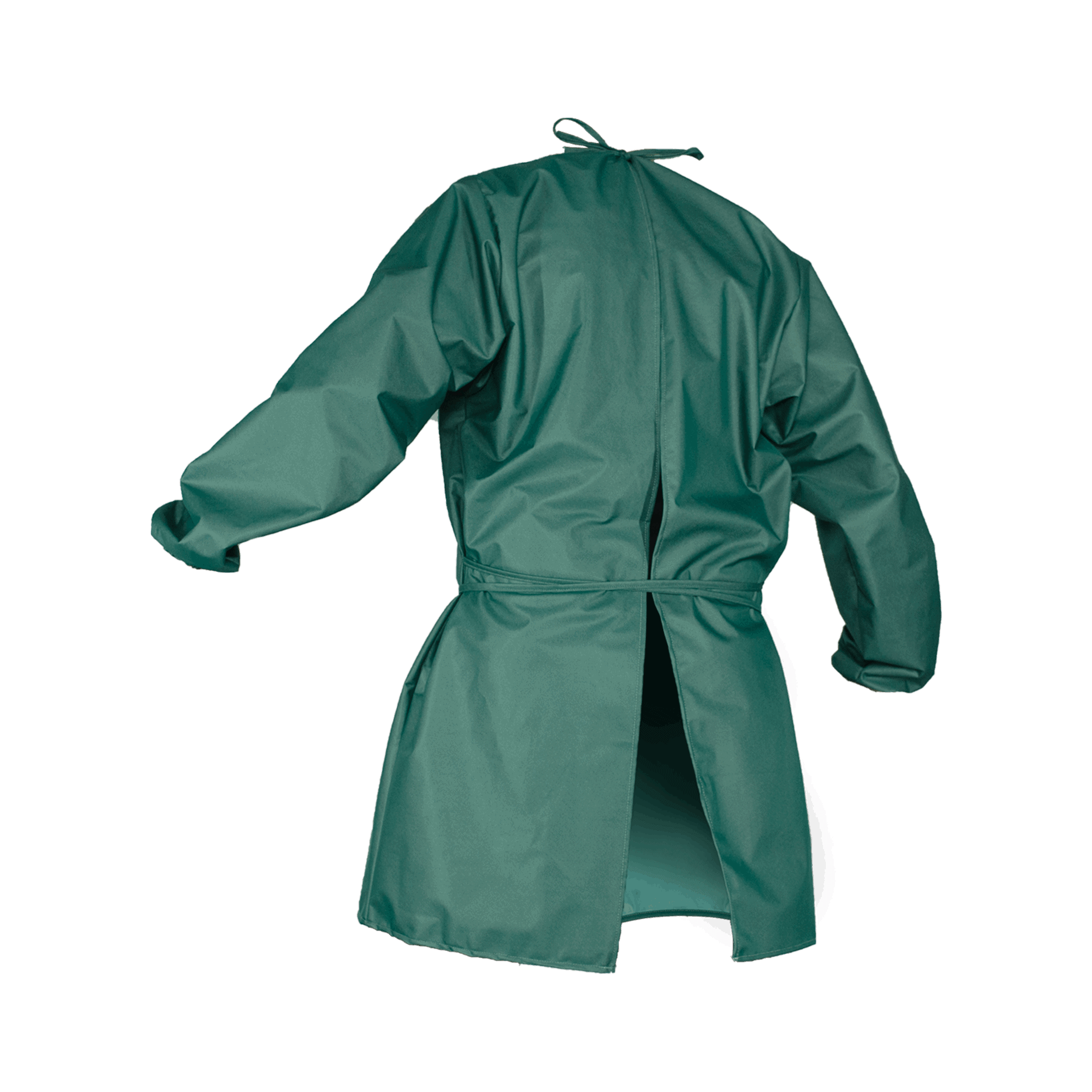 Fire-Dex Isolation PPE Gown - Back