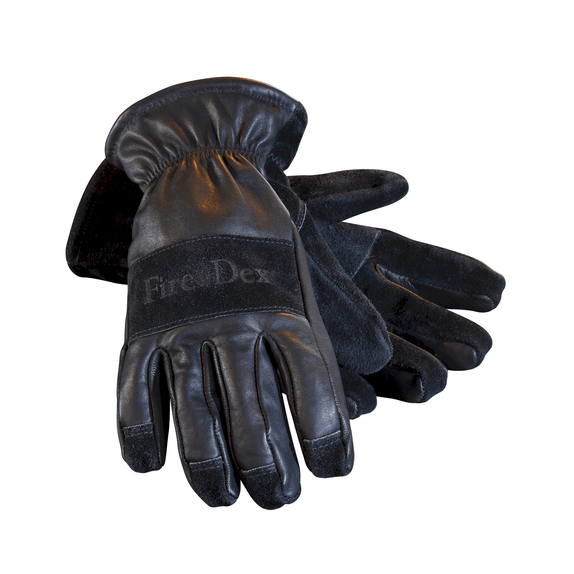 Fire-Dex Dex-Pro Gloves with gauntlet wrist