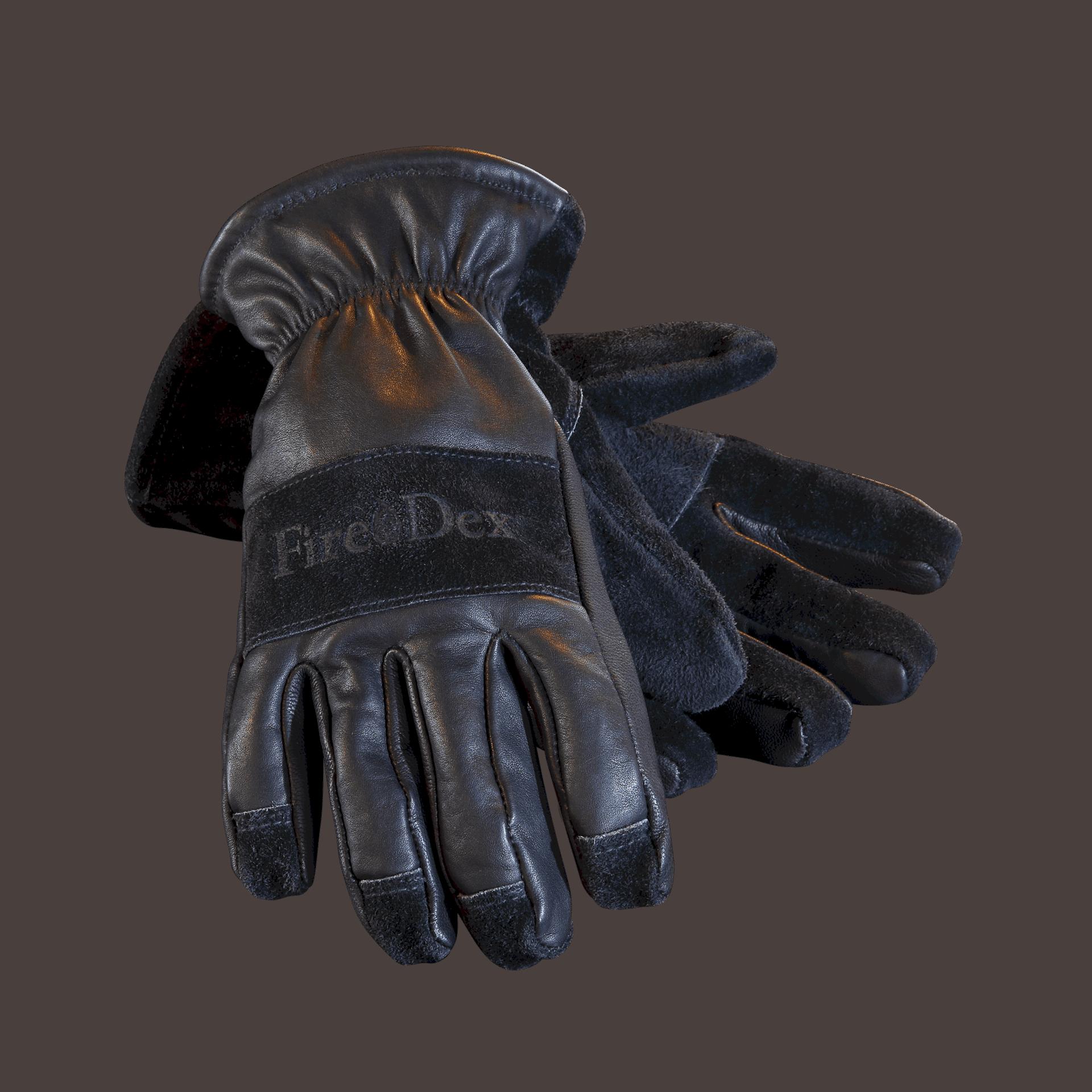 Fire-Dex Dex-Pro Gloves with gauntlet wrist