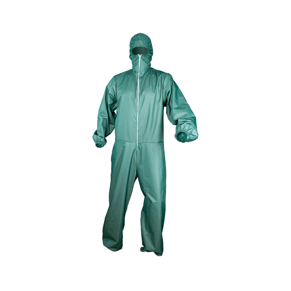 Fire-Dex Isolation PPE Coverall