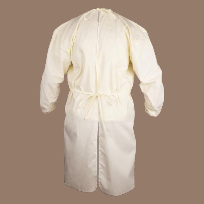 Multi-Use Isolation Gown Level 1- Back