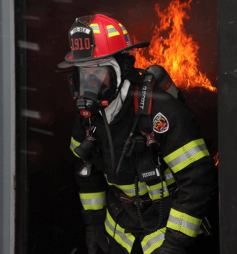 H41 PREVENT Particulate Blocking Hood Wayne Country Fire