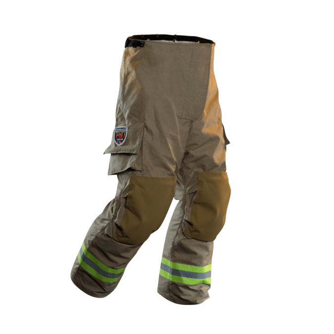 FXM Custom Turnouts- Pant Side View