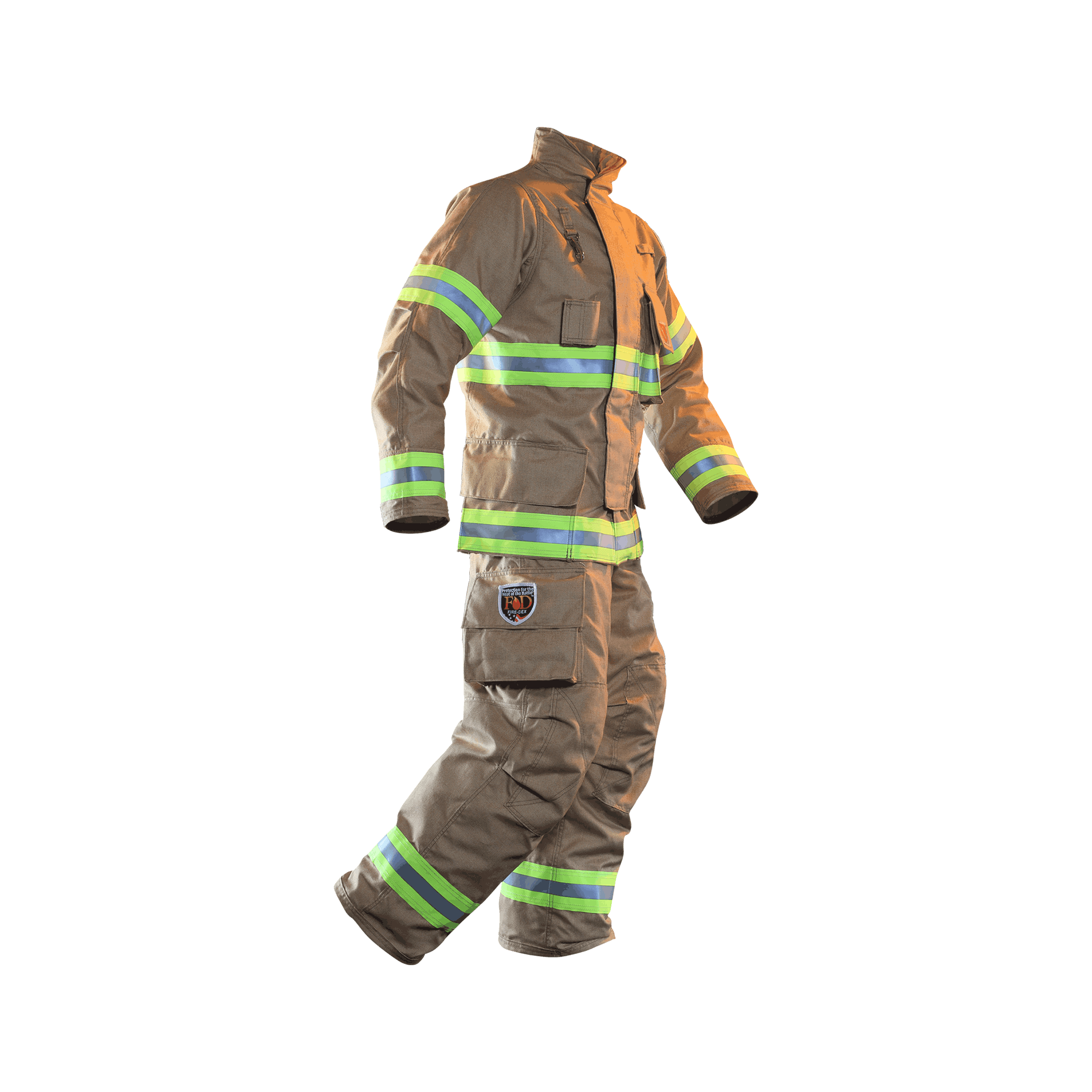 FXR Turnout Gear Full Side View