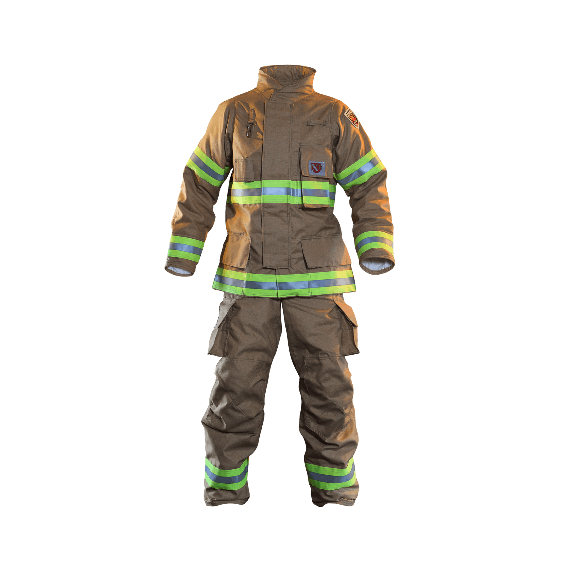 FXR Turnout Gear Full Front View