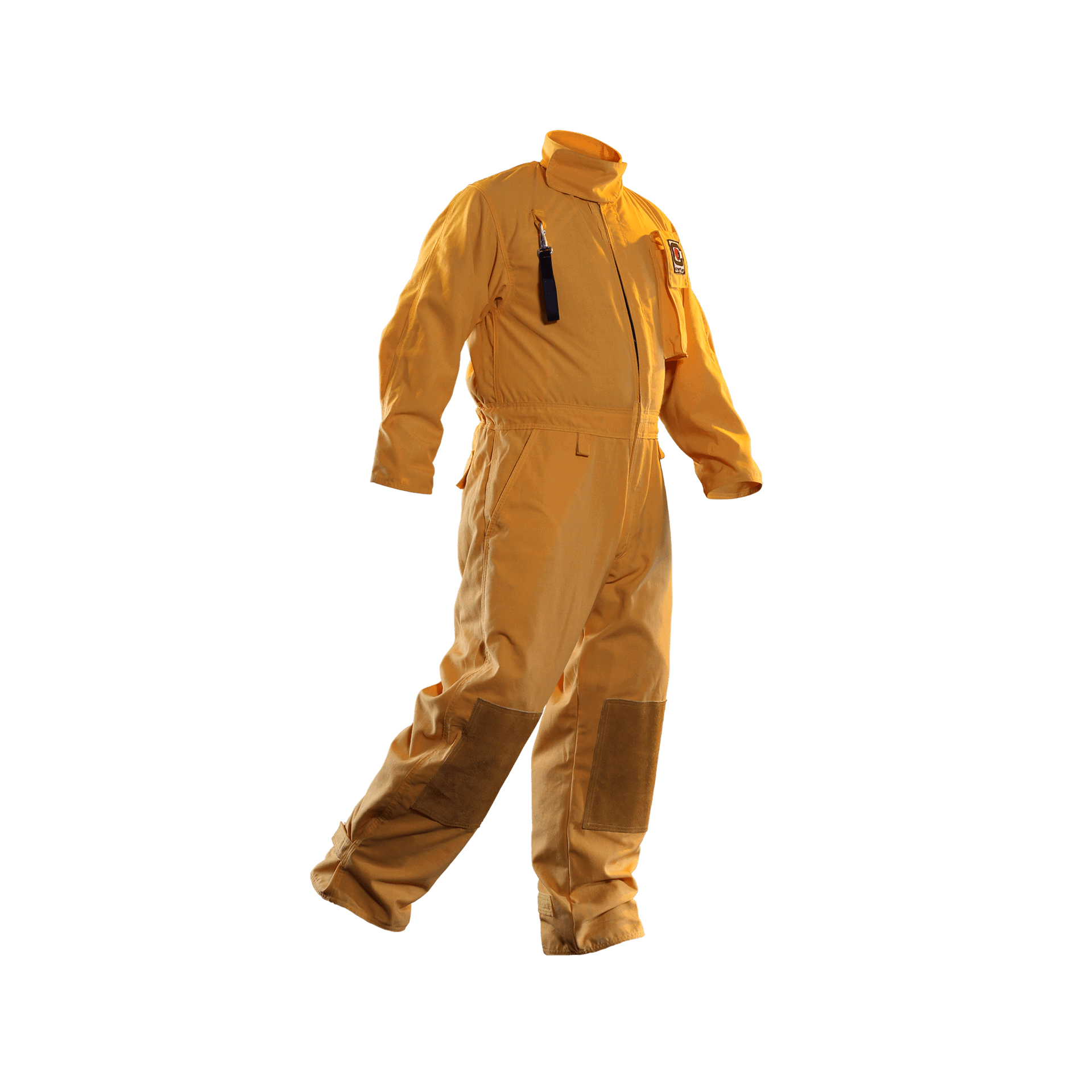 wildland coverall- nomex- side view