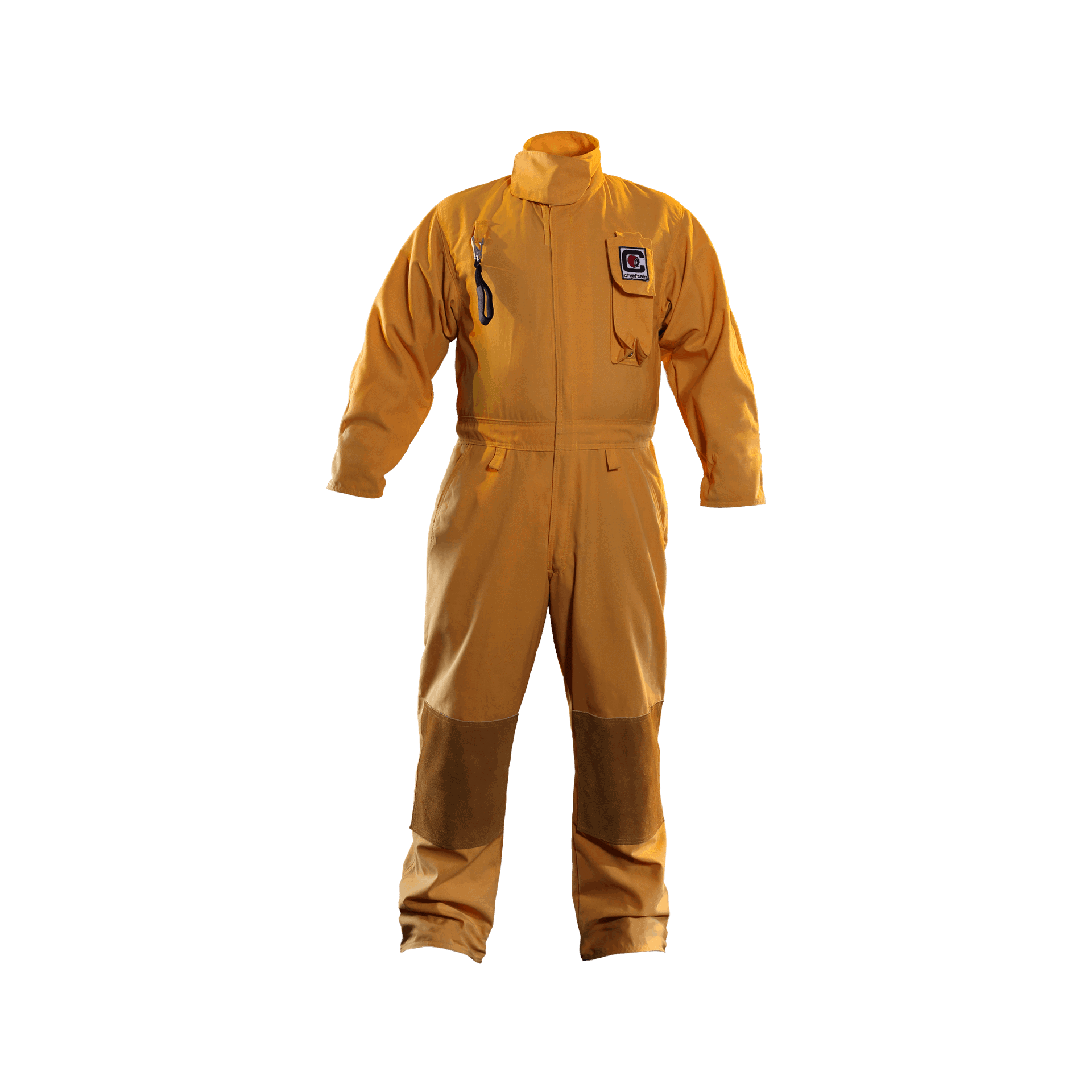 wildland coverall- nomex- front view