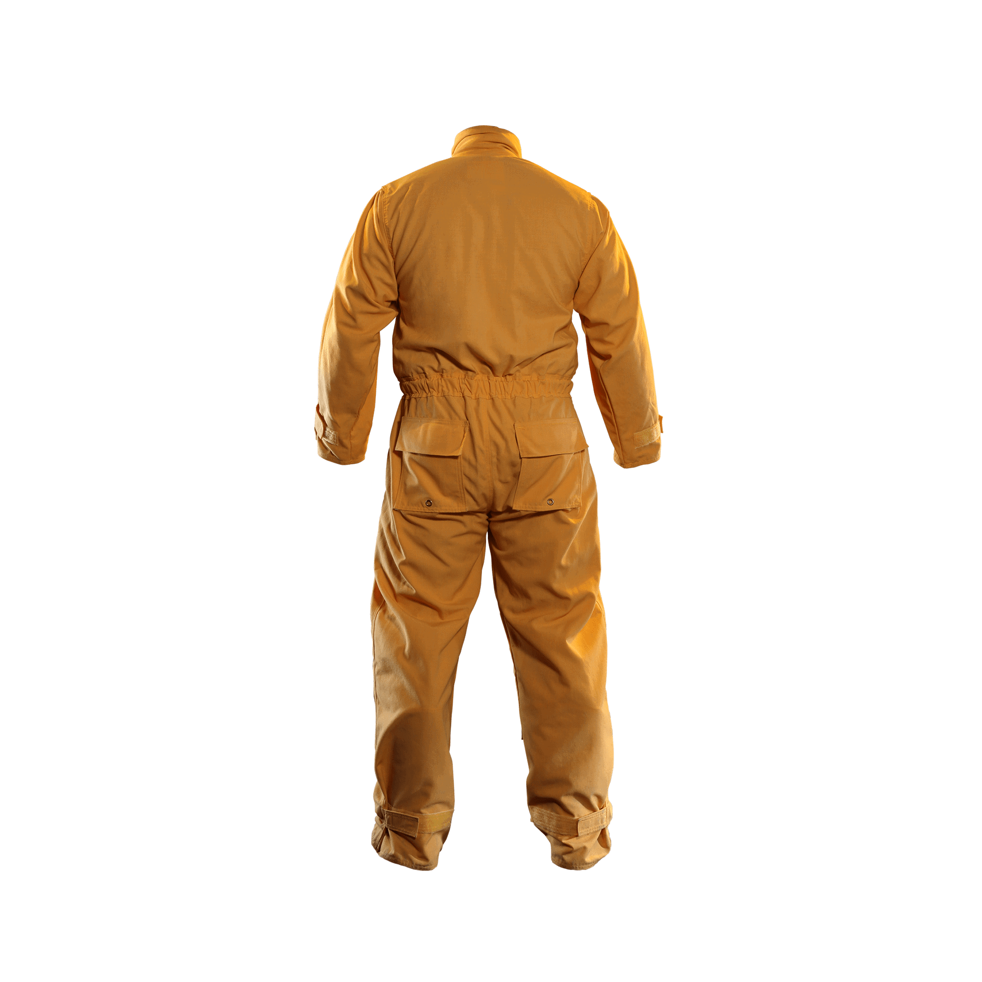 wildland coverall- nomex- back view