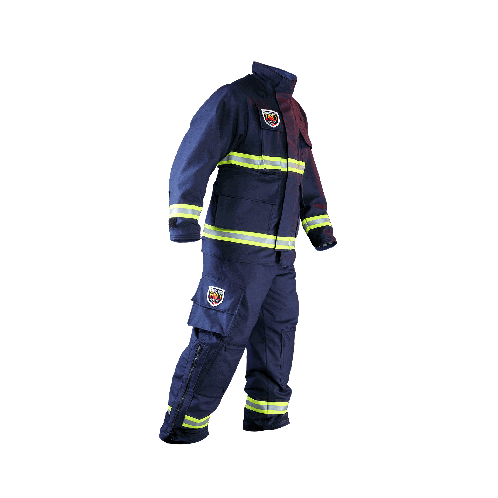 USAR navy Full side view