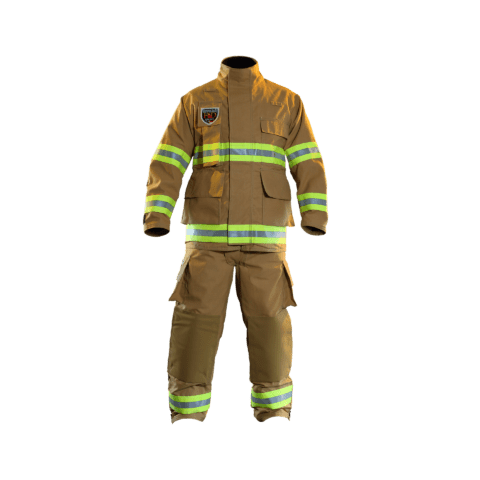 USAR tan full front view