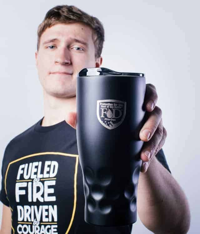 Fire-Dex Tumbler in Black