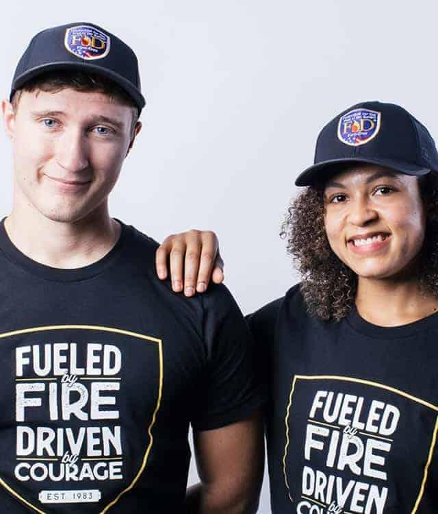 Firefighter Ball Caps