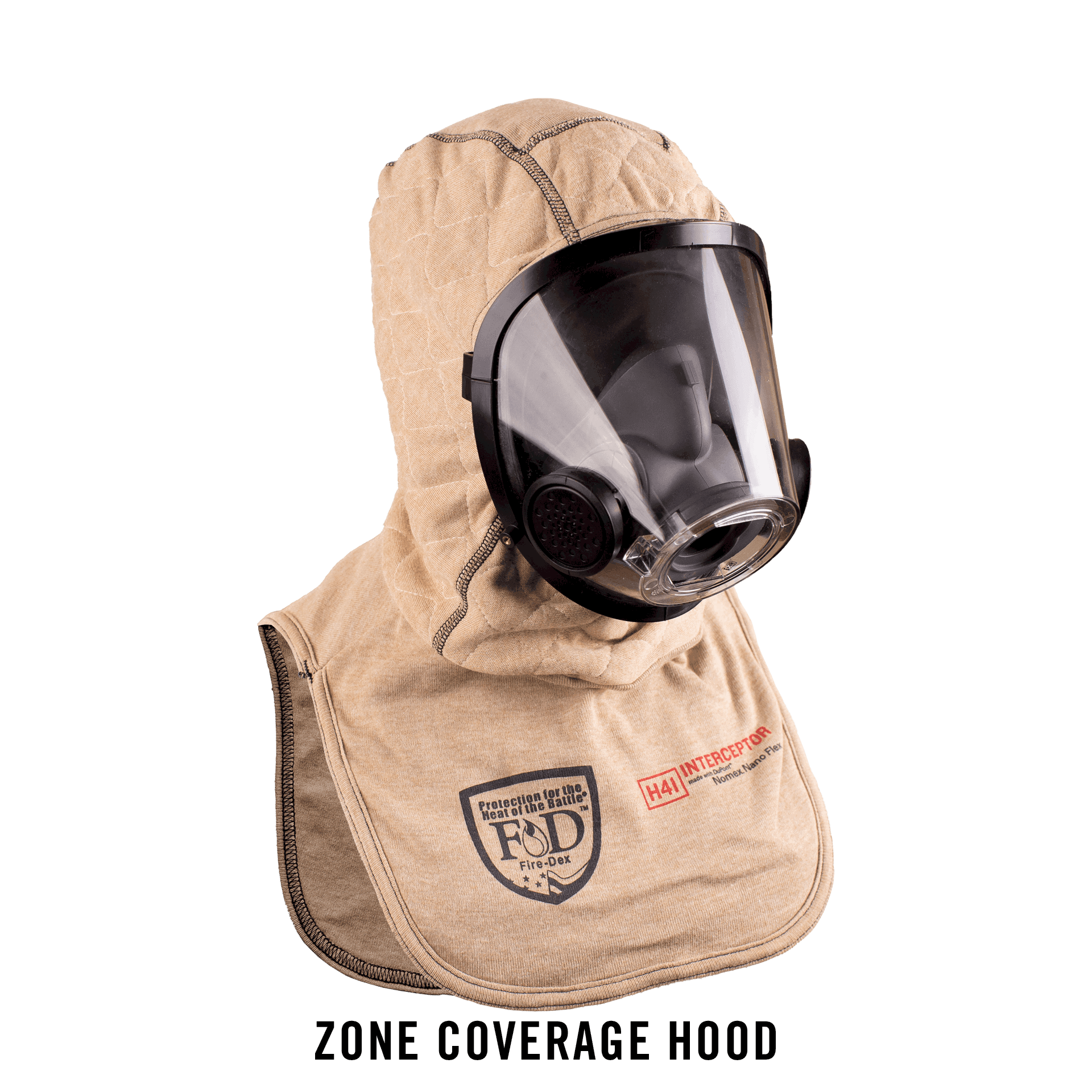 H41 Zone Coverage Hood- Front