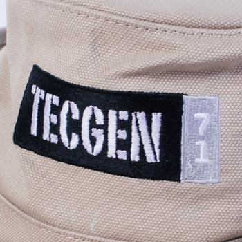 TECGEN71 Embroidered Logo
