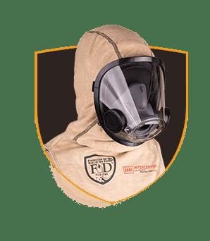 H41 Interceptor Cancer Protection Hood