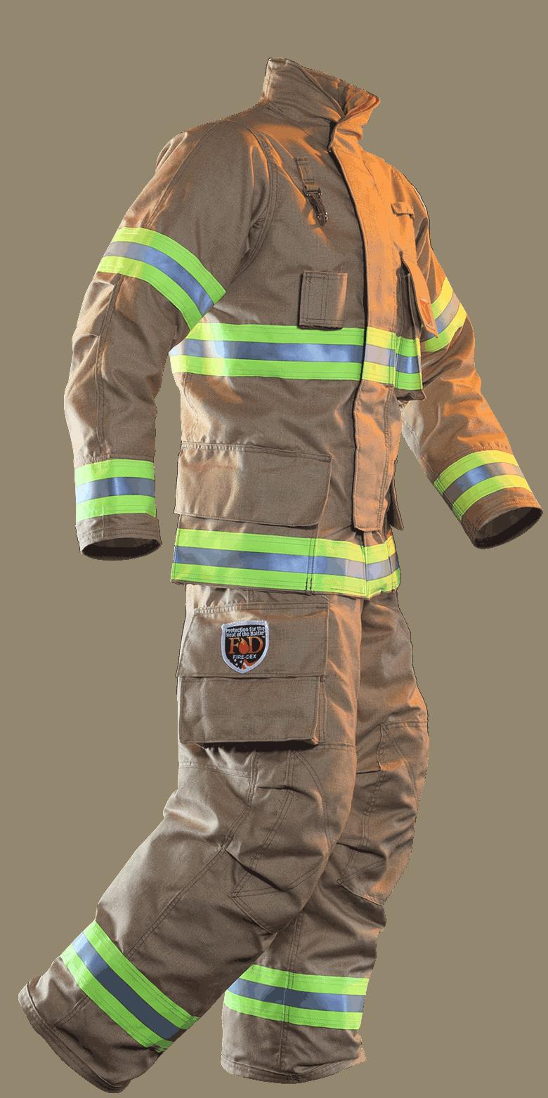 FXR Full Crop Suit