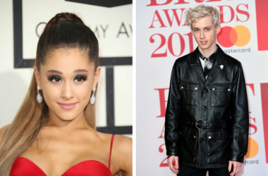 Ariana Grande and Troye Sivan