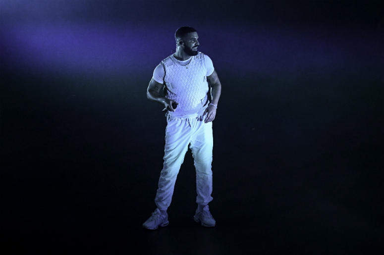 Drake performs in Miami, Florida on November 13, 2018
