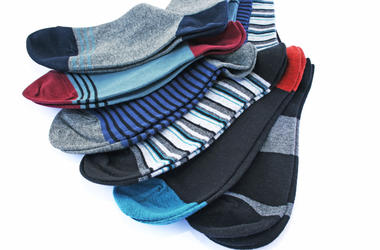 Annual Spring Sock Drive