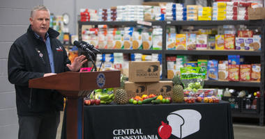 Only 30% of qualified senior citizens in Pennsylvania receive SNAP benefits.