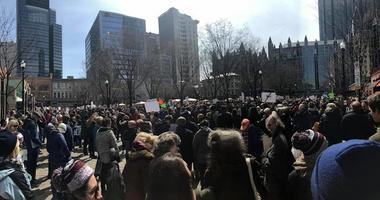 March for Our Lives Pittsburgh