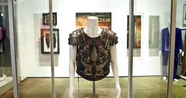 Russell Crowe's 'Gladiator' armor