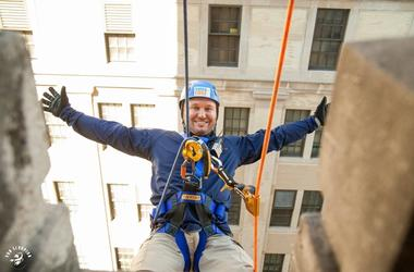 The Leukemia & Lymphoma Society Over The Edge