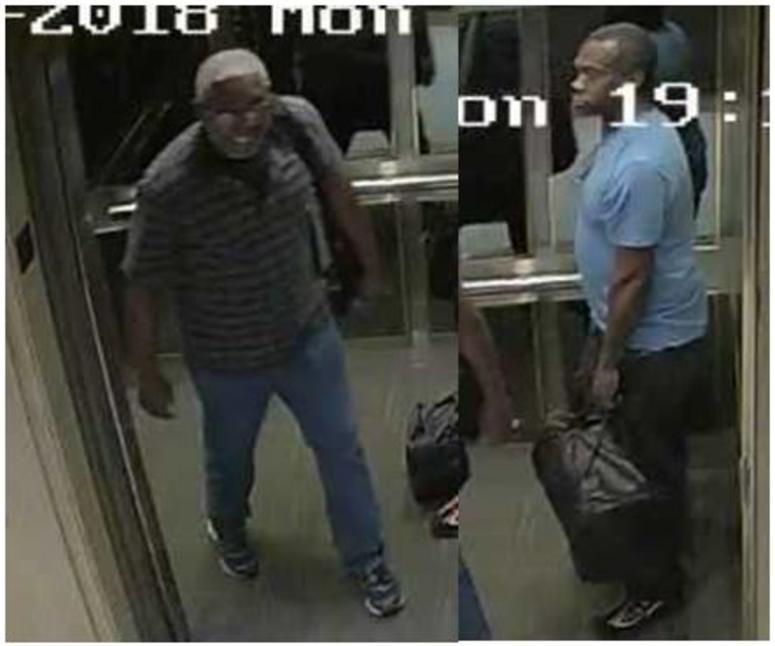 Downtown Office Burglary Suspects