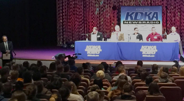 KDKA Radio Anti Drug Summit