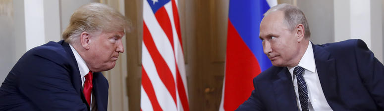 Putin says US-Russia summit was successful