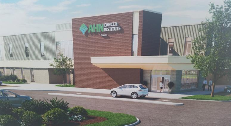 Allegheny Health Network is breaking ground on a state-of-the-art, $20 million cancer center in Beaver County.