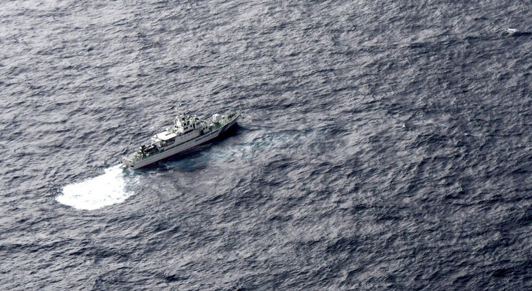 Japan's Coast Guard searching for U.S. Marine refueling plane and fighter jet off southwestern Japan