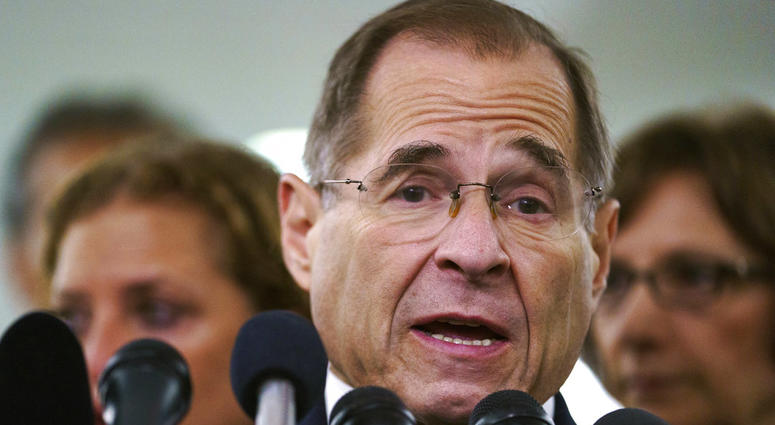 House Judiciary Committee ranking member Jerry Nadler,